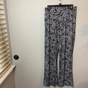NWOT Iman Loose Flowy Pants